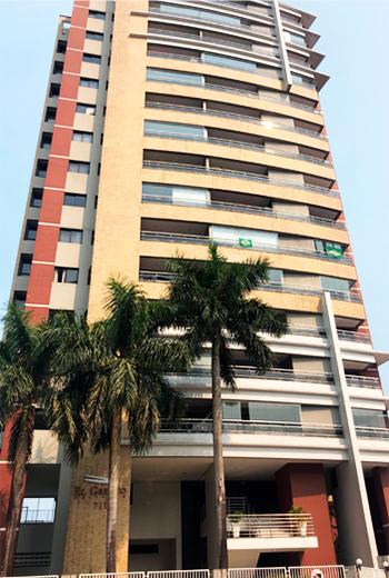 Edifíco El Greco - 52 apartamentos