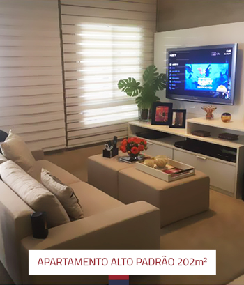 Reforma Apartamento Alto Padrão 202 m2 2