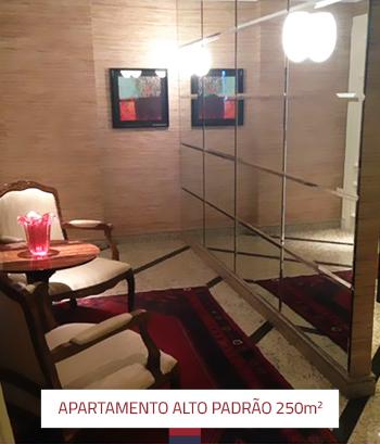 Reforma Apartamento Alto Padrão 250 m2