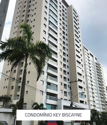 Condomínio Key Biscaine 288 Apartamentos