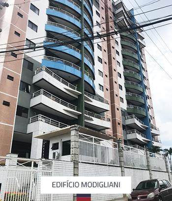 Condomínio Modigliani 52 Apartamentos