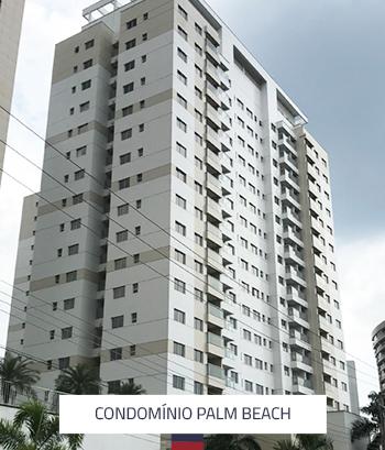 Condomínio Palm Beach 288 Apartamentos