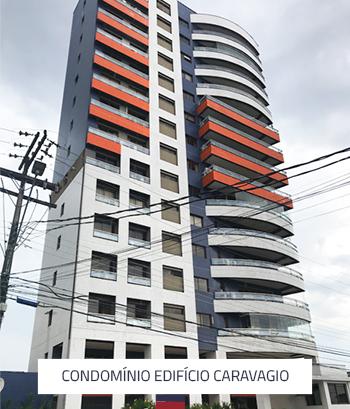 Edifício Caravagio 13 Apartamentos