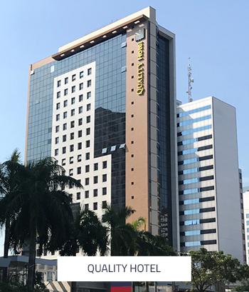 Quality Hotel com 216 Suites